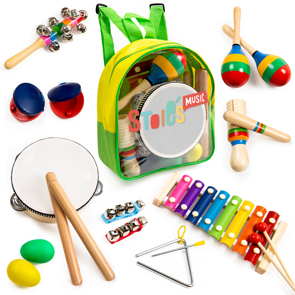 18 pcs Musical Instruments Set